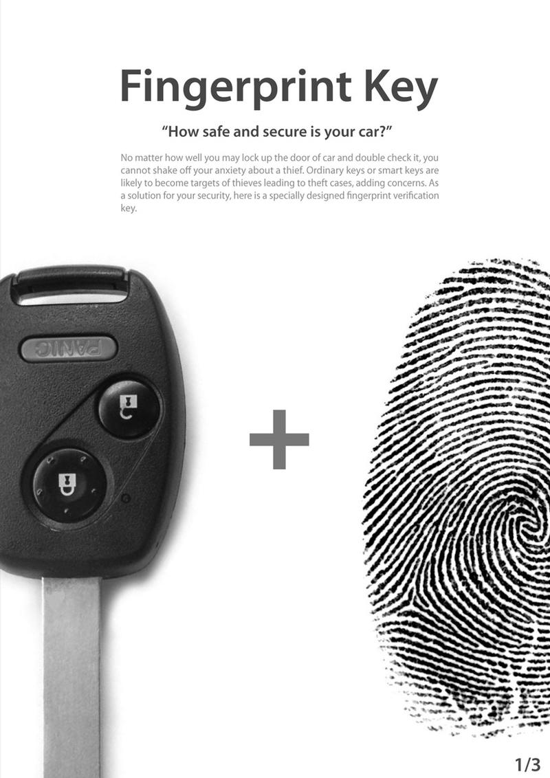 Fingerprint Key
