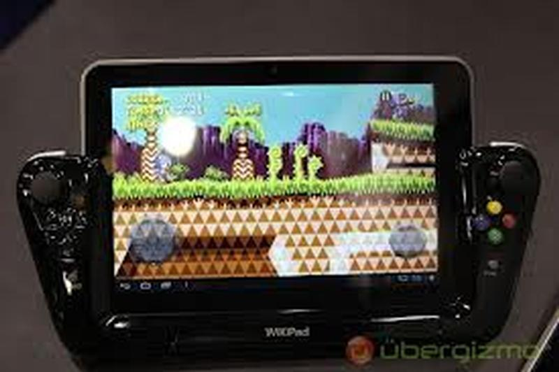 Wikipad Tablet and Gaming Console