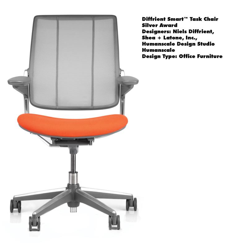Diffrient Smart™ Task Chair