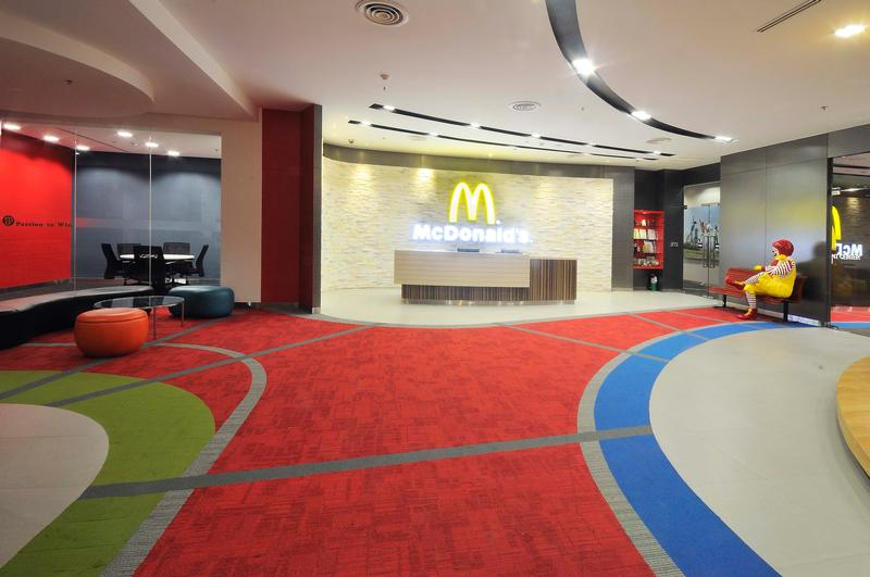 Mc Donald's RSC Office
