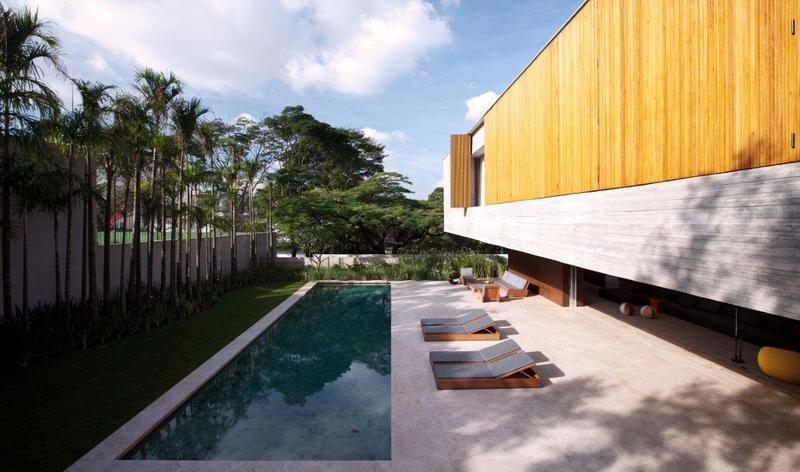 Ipes House / photo: Reinaldo Cóser