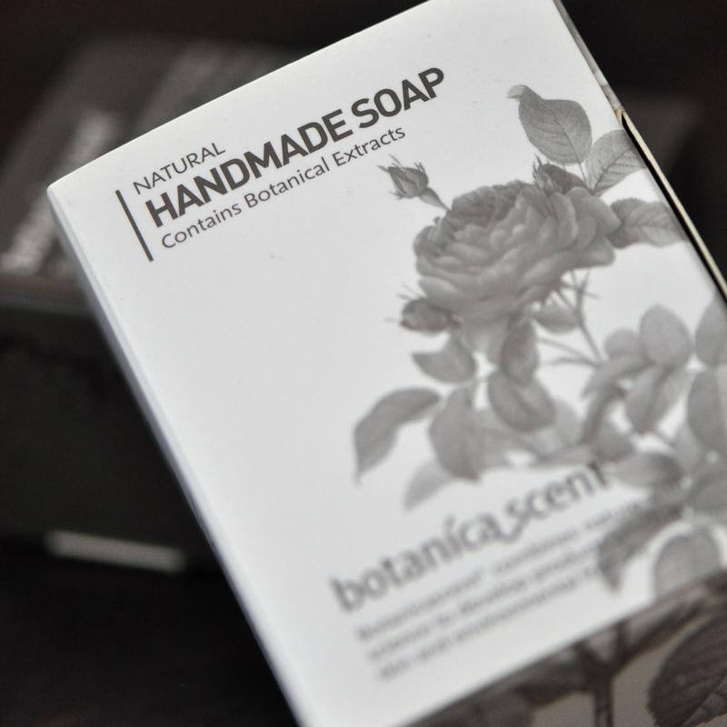 Botanicascent Reversible Soap Packaging