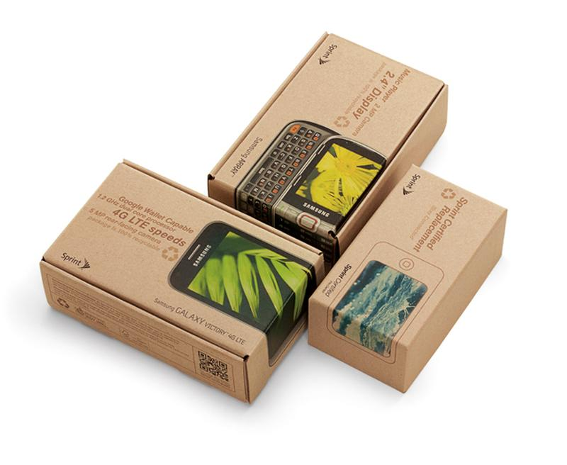 Sprint Eco-Packaging