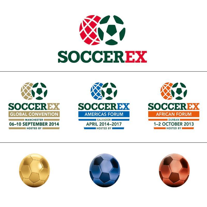 Soccerex brand structure