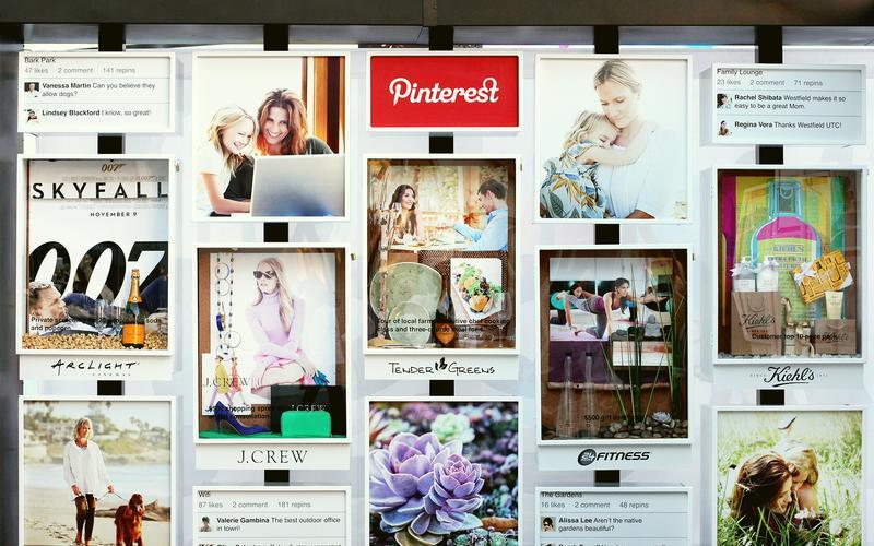 UTC Pinterest Board Detail