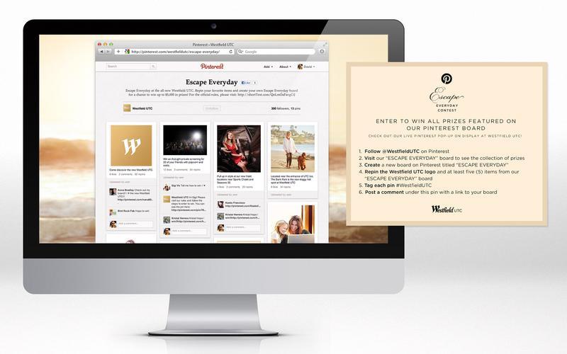 UTC Pinterest Board Online