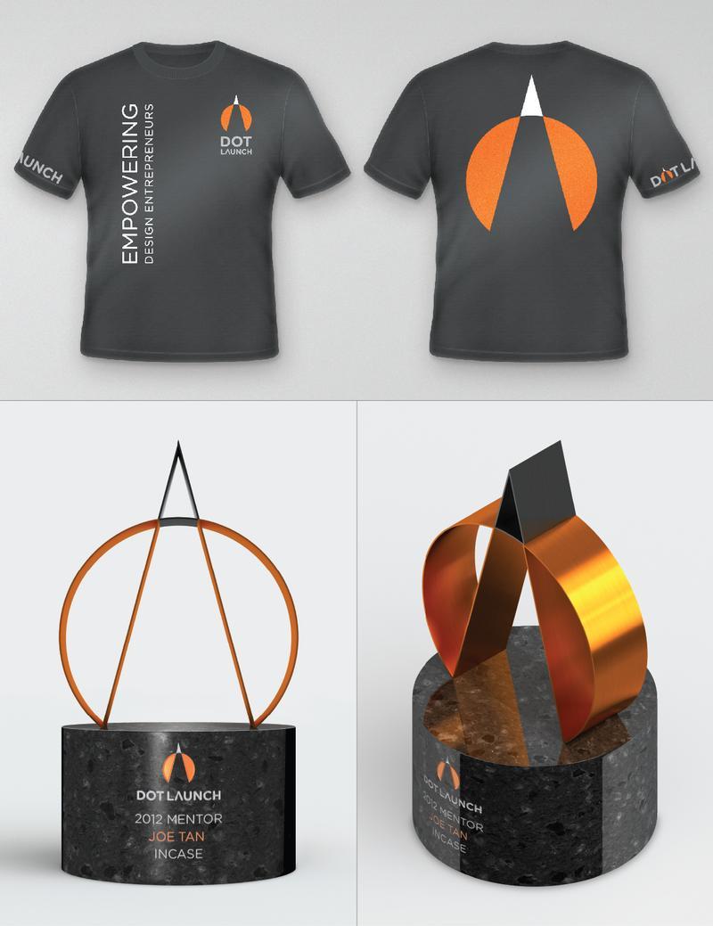 Art Center DOT Launch T-Shirt and Award