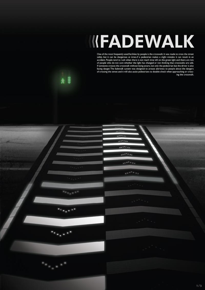 Fadewalk