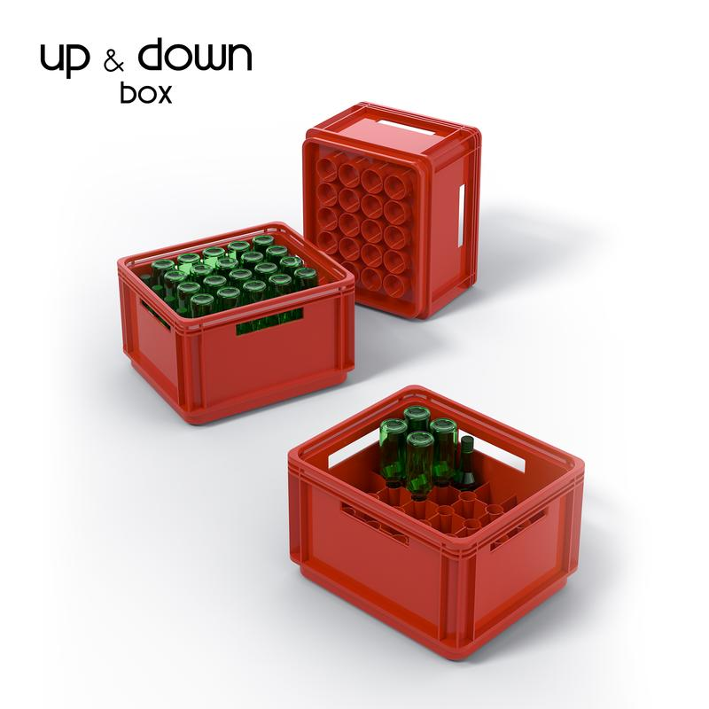 Up & Down Box