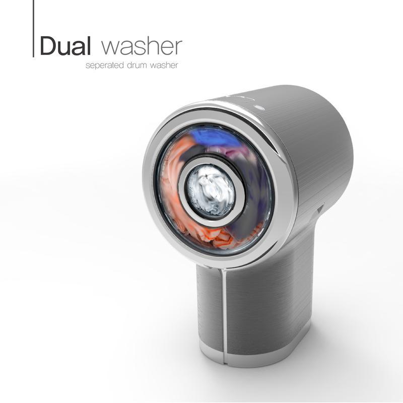Dual Washer