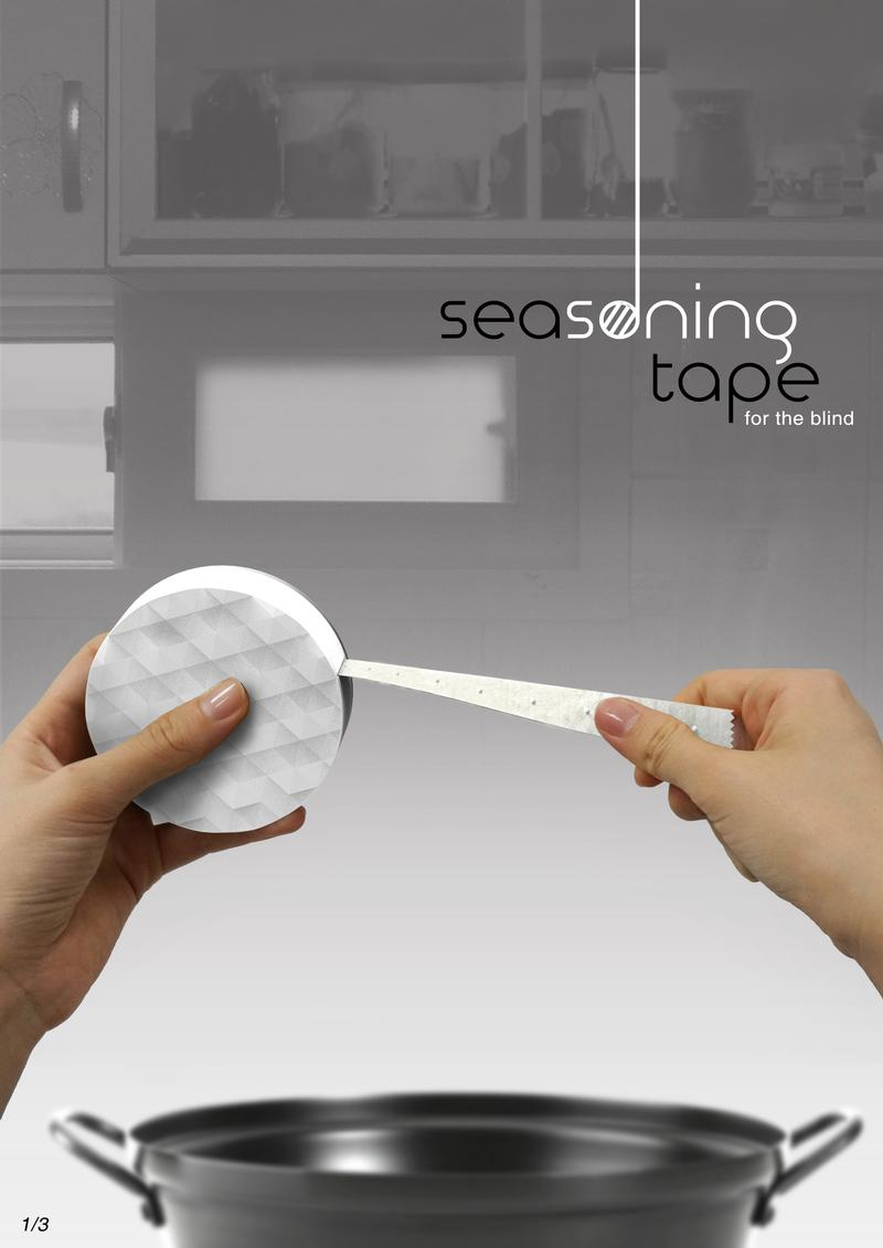 Seasoning Tape