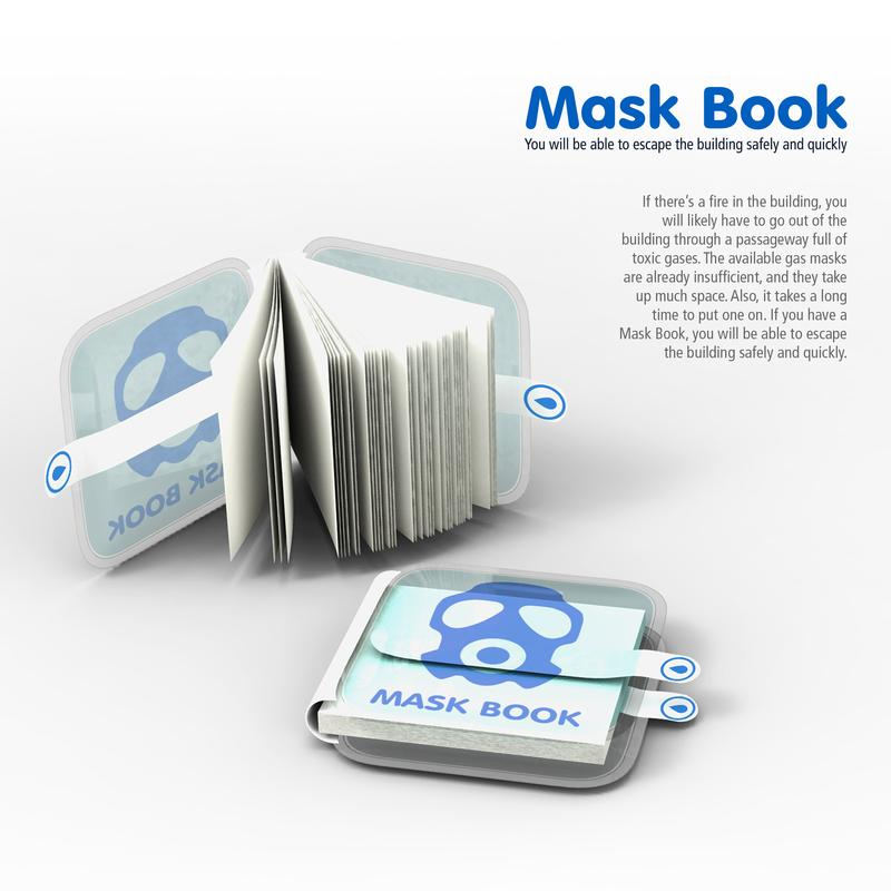 Mask Book