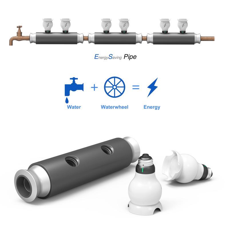 Energy Saving Pipe