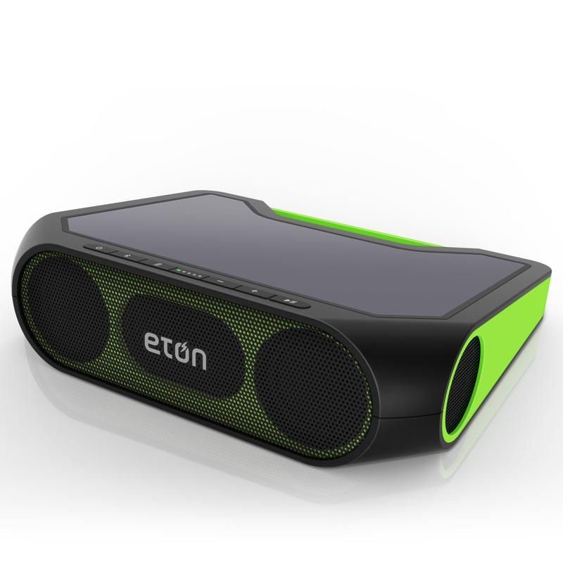 Eton Rukus Xtreme Solar Stereo