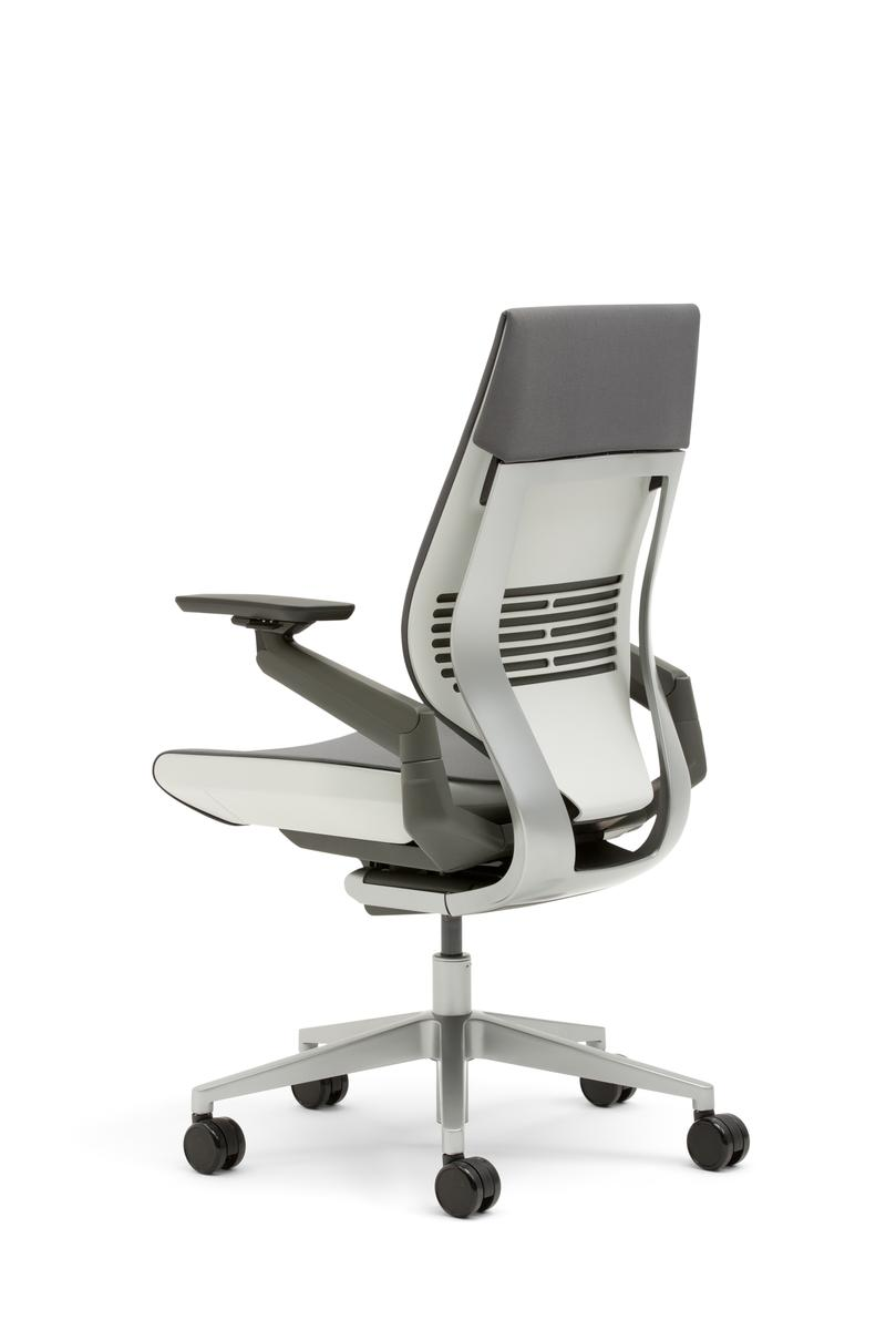 Gesture is the first chair designed to support our interactions with today's technologies.