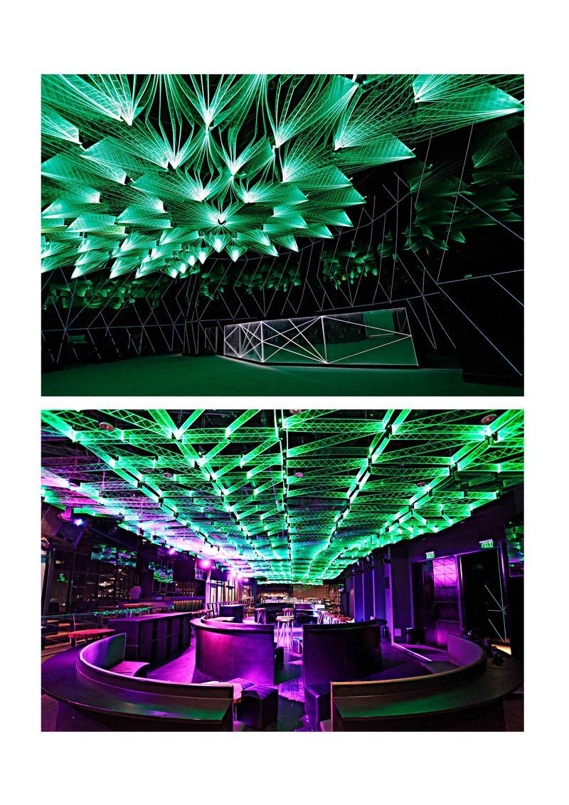 Reception and Club Area/Mark Ryan Alvarez