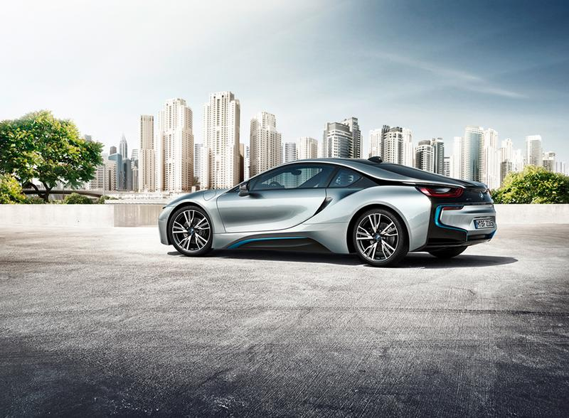 BMW i8 / BMW Group