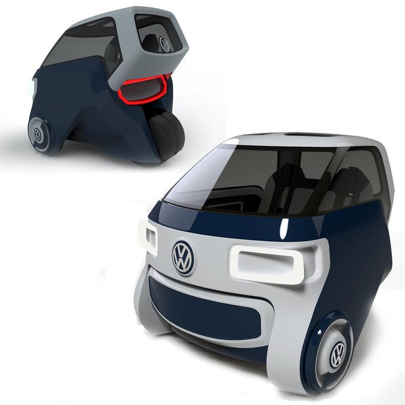 Volkswagen CAPSUL