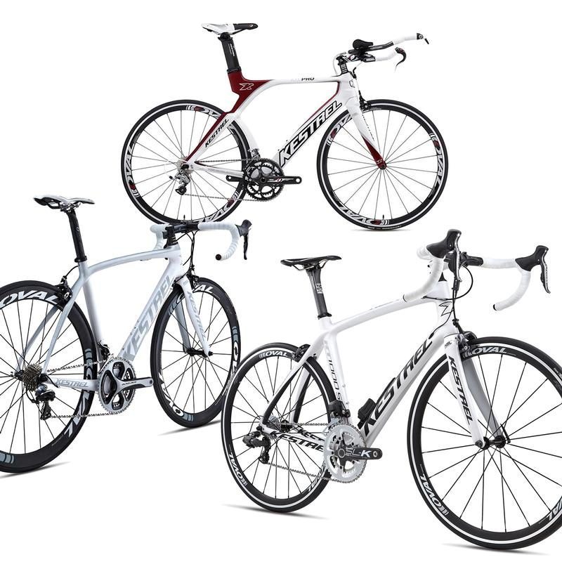 Kestrel Bicycles Product Family