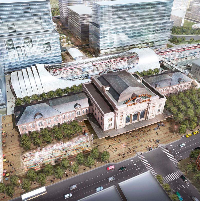Denver Union Station Neighborhood Transformation