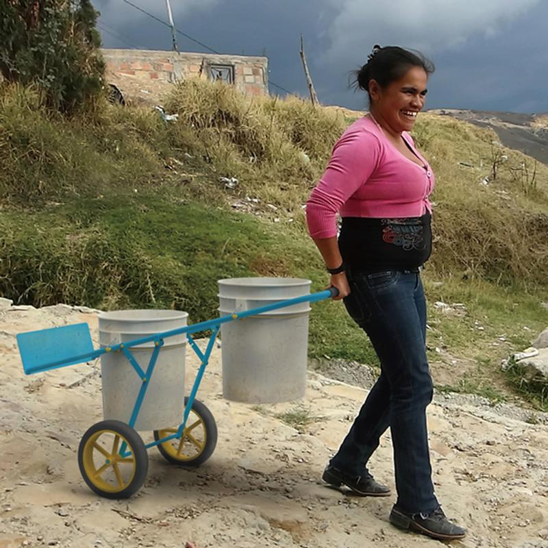 Safe Agua Colombia: BaldeMovil
