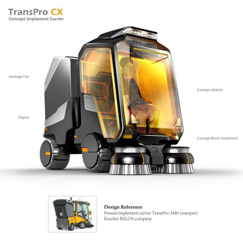 Trans Pro CX