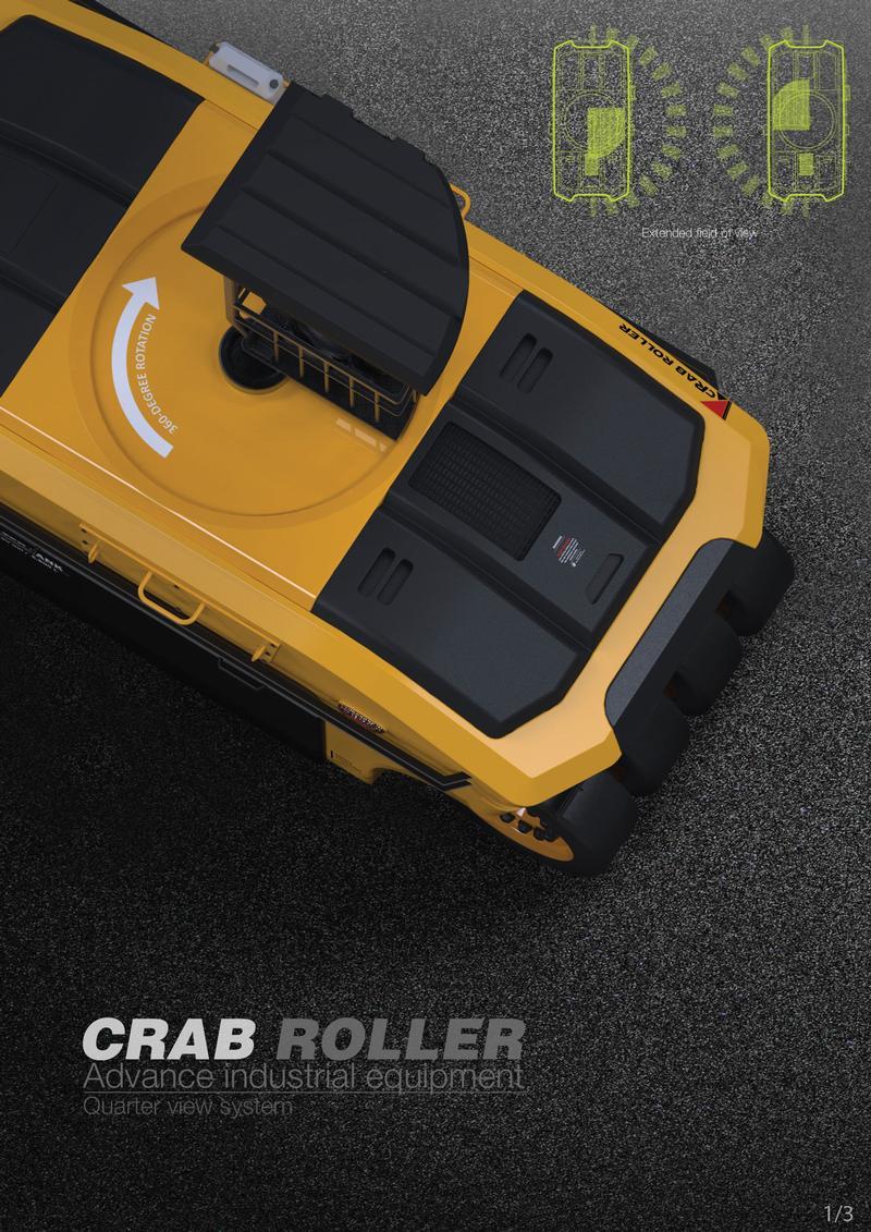 Crab Roller