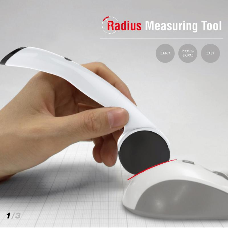 Radius Measuring Tool