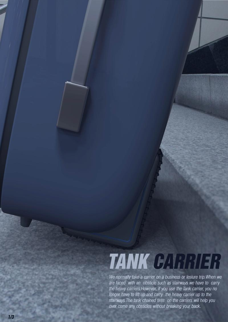 Tank Carrier