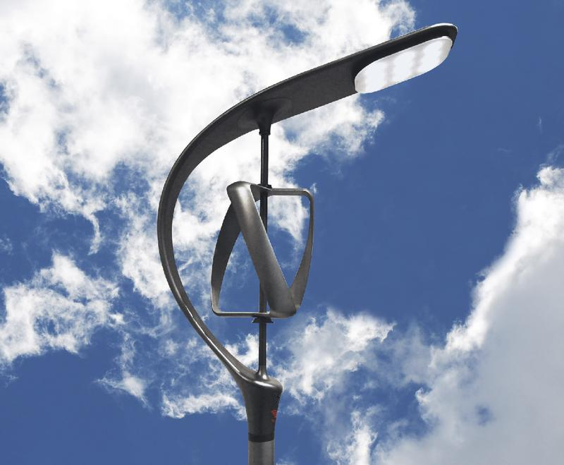 Multi-Functional Streetlight