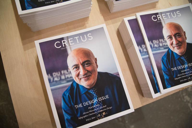CRETUS Magazine