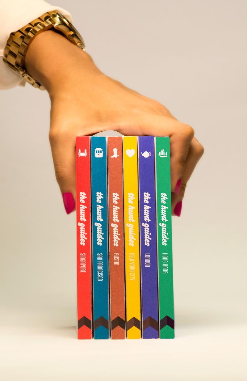 The Hunt Guides series / Joshua Rallen Lim
