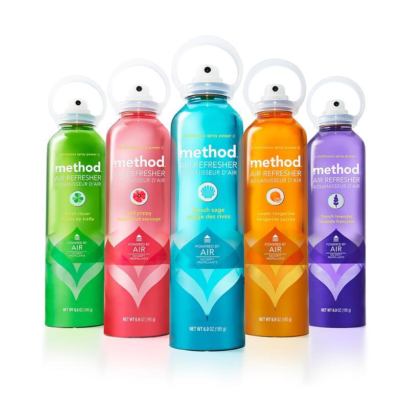 Method Air Refreshers