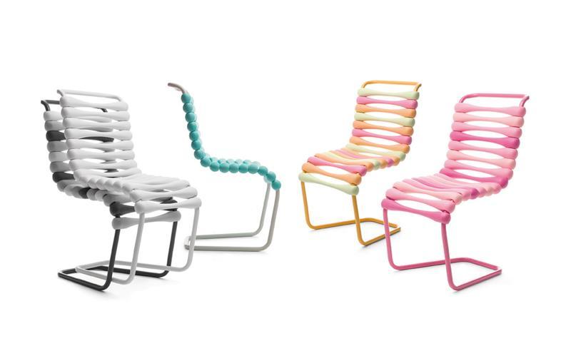 Bounce Chair by Karim Rashid