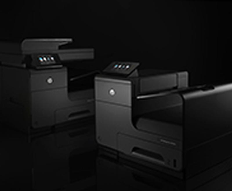 HP Officejet Pro X Series