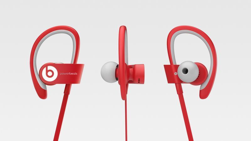 Beats Powerbeats2 Wireless earphones/Ammunition + Beats By Dre