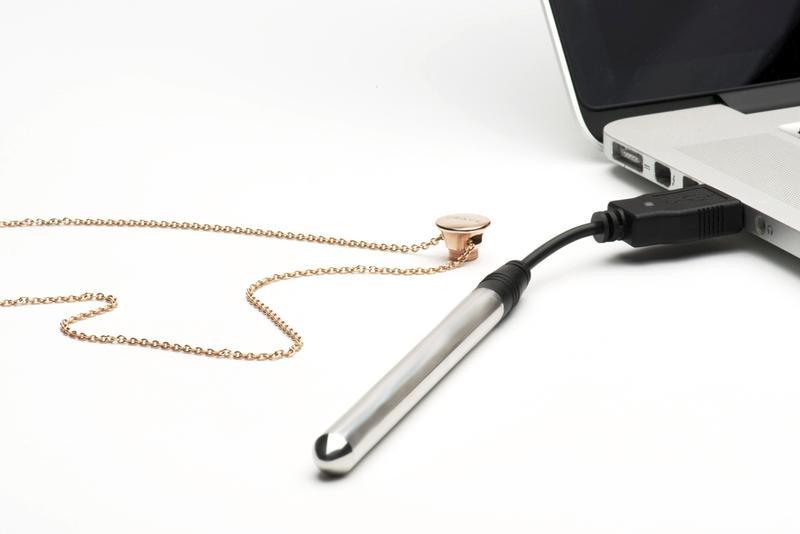 Vesper charging via USB / CRAVE