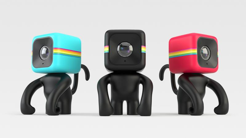Polaroid Cube action camera/Ammunition