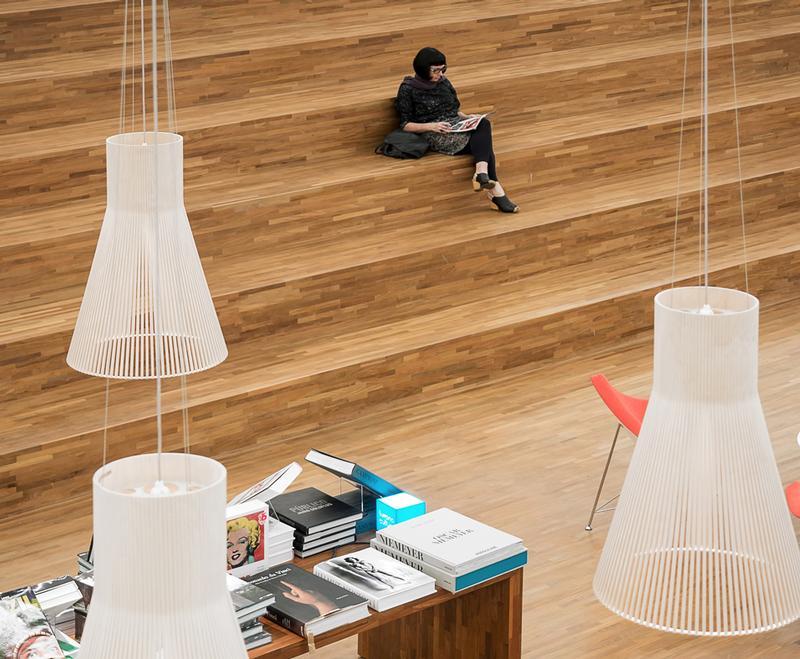 Cultura_bookstore(2) / Fernando Guerra