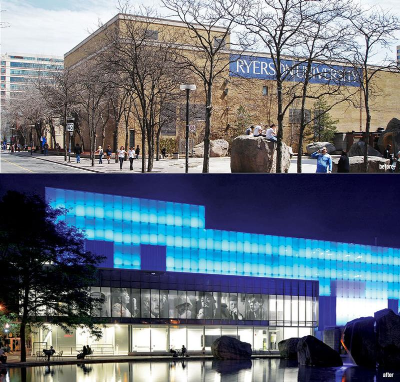 Before and After / Ryerson Image Centre