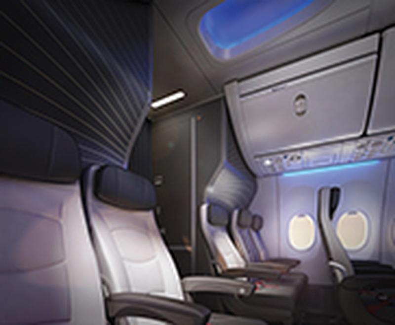 B/E Aerospace Advanced Lavatory