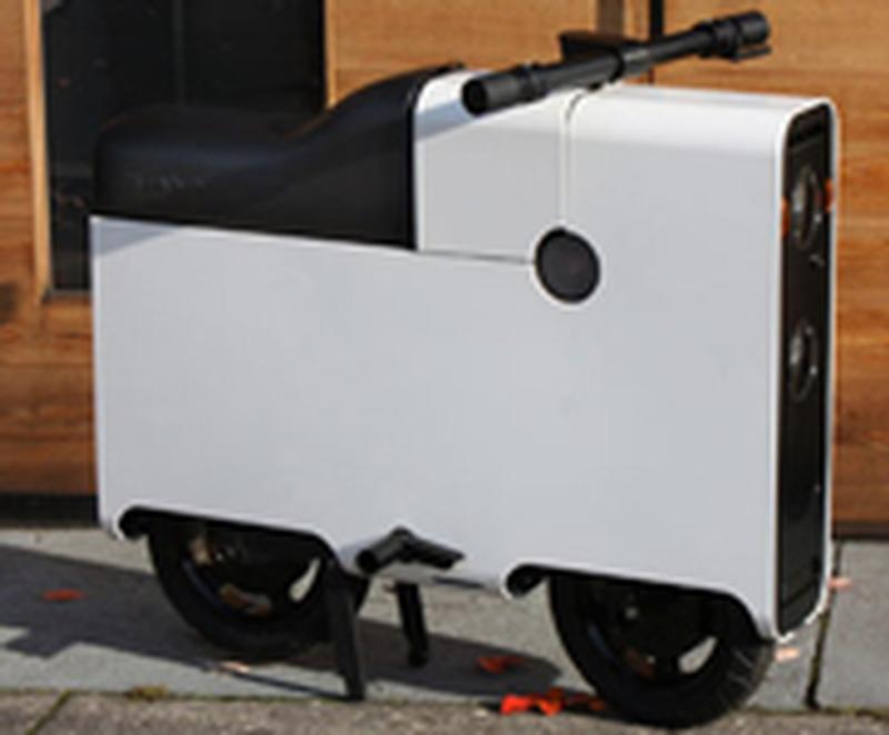 BOXX 1 Meter Vehicle