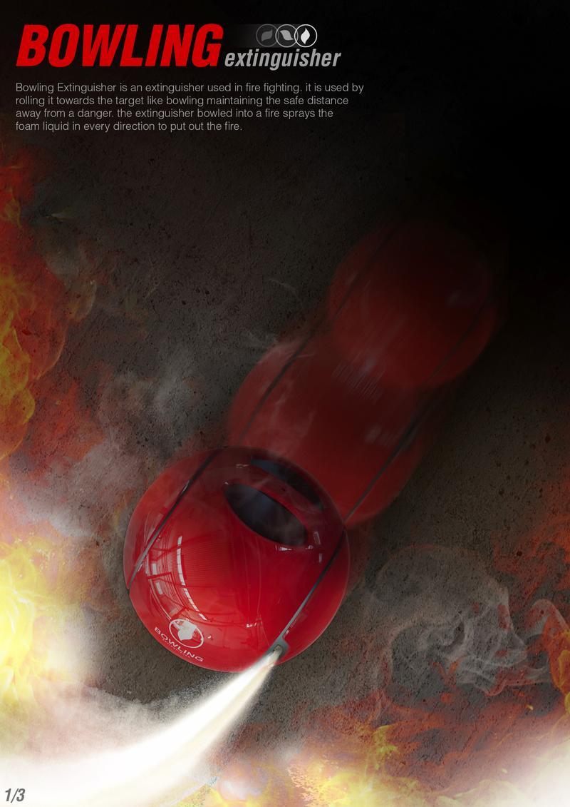 Bowling Extinguisher