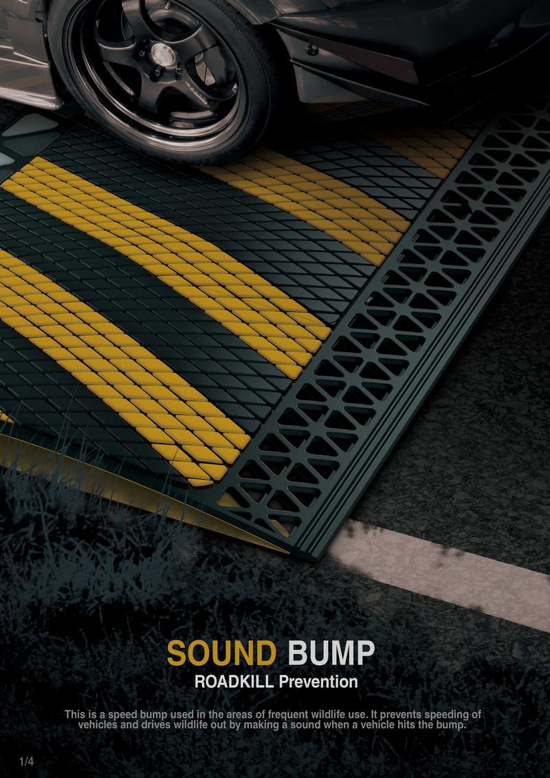 Sound bump