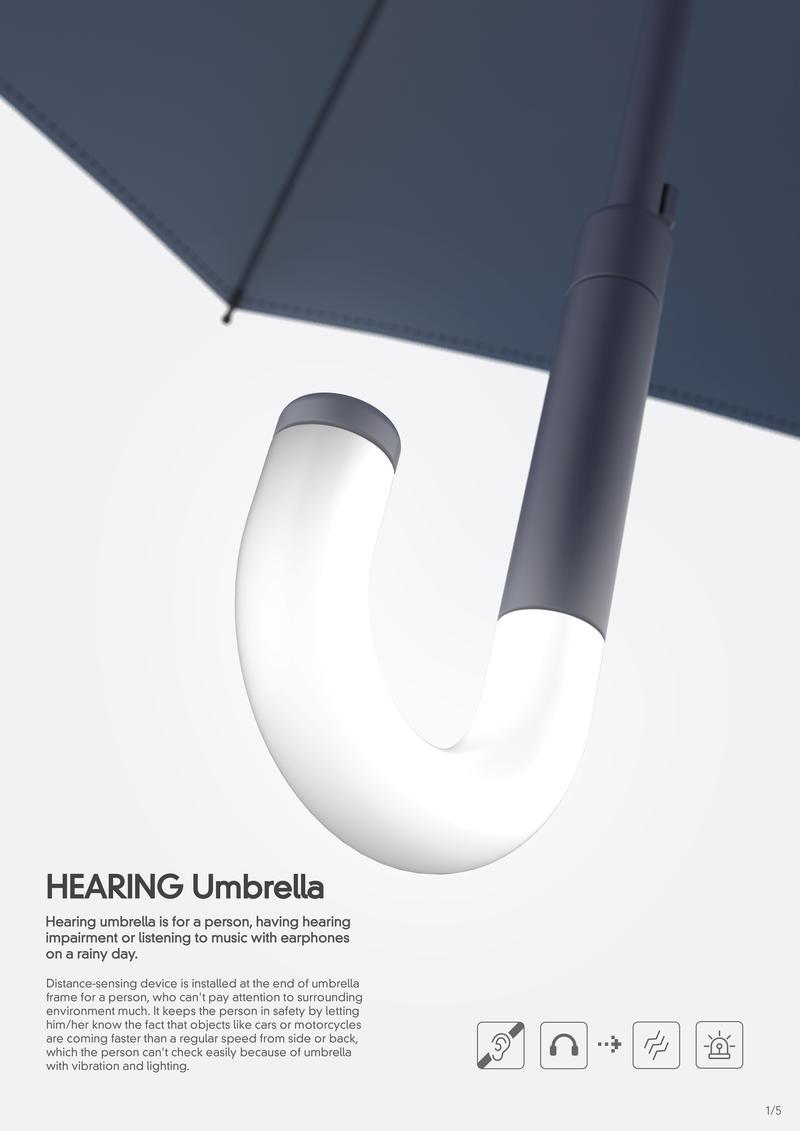 Hearing Umbrella