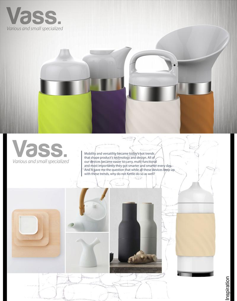 Vass - Various and Small Specialized Kettle.