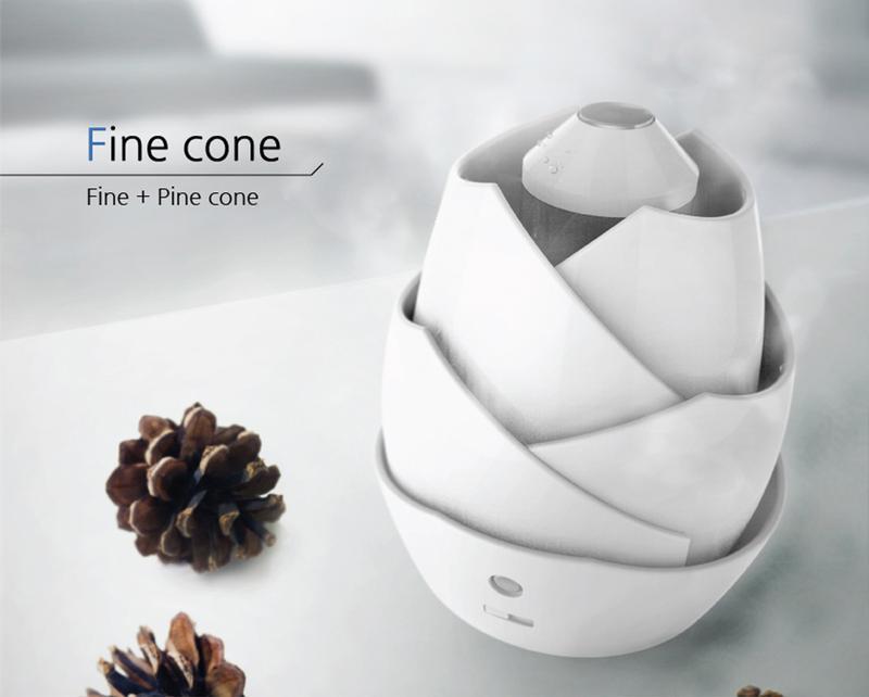 Fine cone