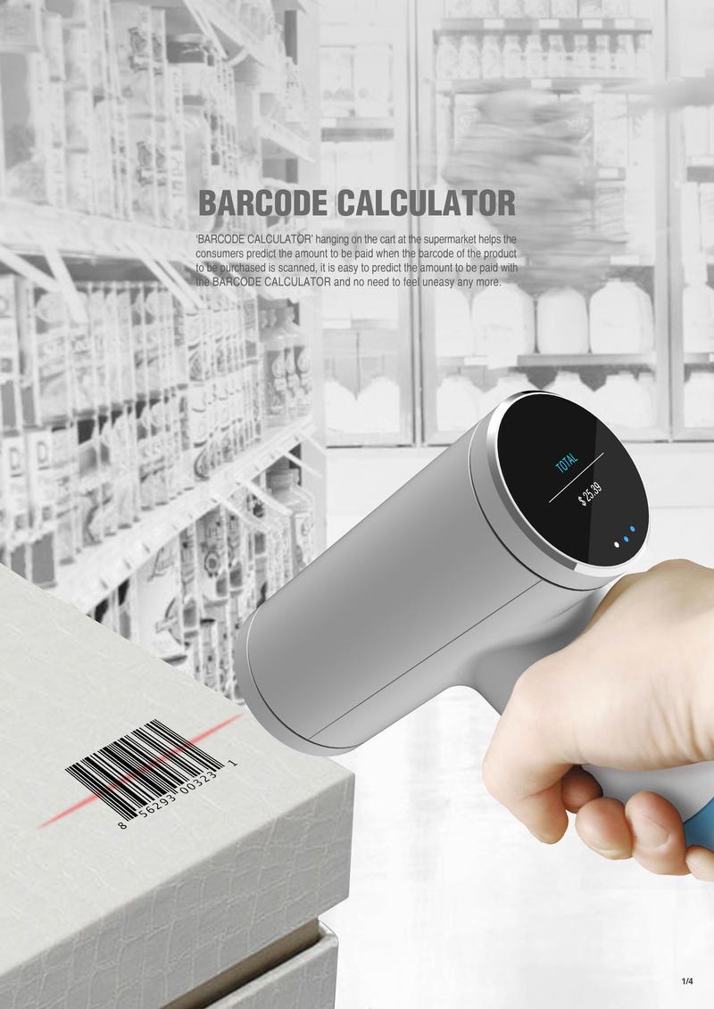Barcode Calculator