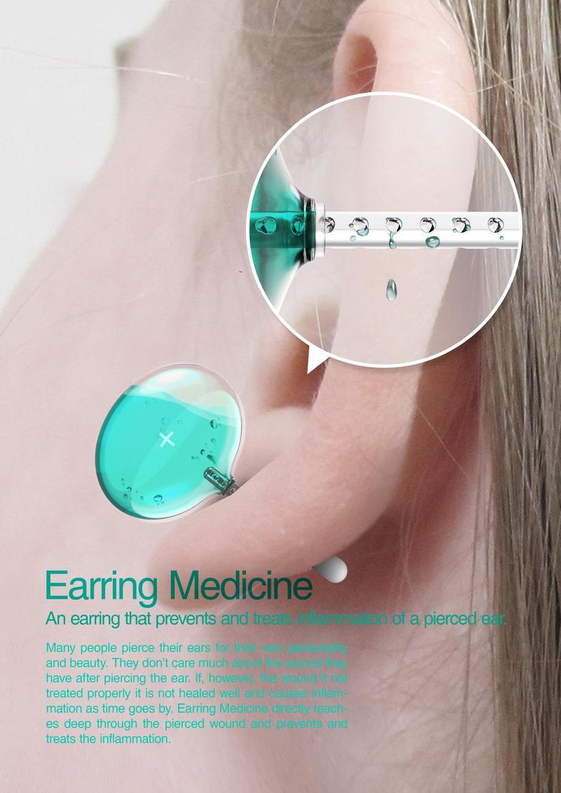 Earring Medicine
