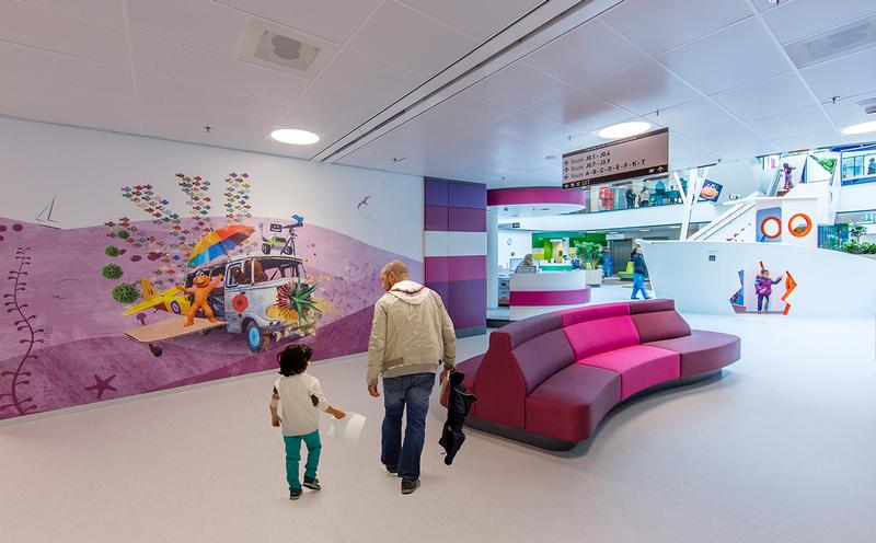 Experience Juliana Children's Hospital
